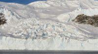 «Changement climatique»: la température de l'Antarctique ne se réchaufferait pas