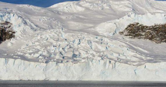 température Antarctique réchauffe pas Changement climatique
