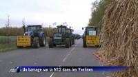 RITV Vidéo <br>Barrages agricoles : beaucoup de bruit pour rien ?