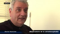 Daniel Hamiche présente l'Observatoire de la christianophobieRITV Vidéo