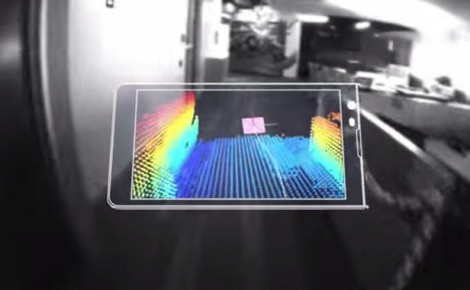 Google développe une tablette capable de filmer en 3D