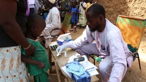 Malaria: espoir d'un vaccin