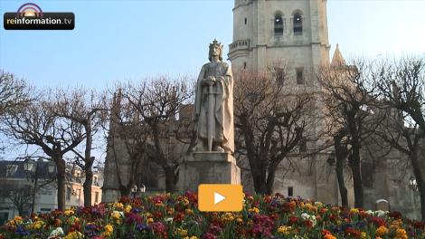 Huit centième anniversaire de saint Louis