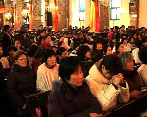 Le courage des Chrétiens chinois