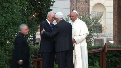 Prière pour la paix : la politique du pape François