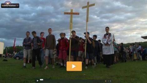Pèlerinages de Pentecôte … entre terre et Ciel  RITV Vidéo