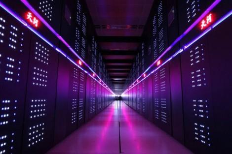 Le superordinateur est encore chinois