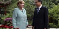 Offensive diplomatique sino-allemande