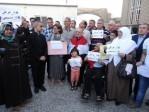 Des musulmans soutiennent les Chrétiens d'Irak, leurs autorités sont muettes