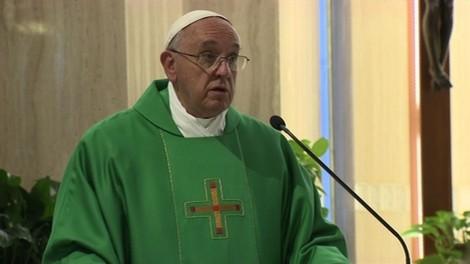 Le pape François donne la chasse aux «pédophiles» dans «l'Eglise» RITVVidéo