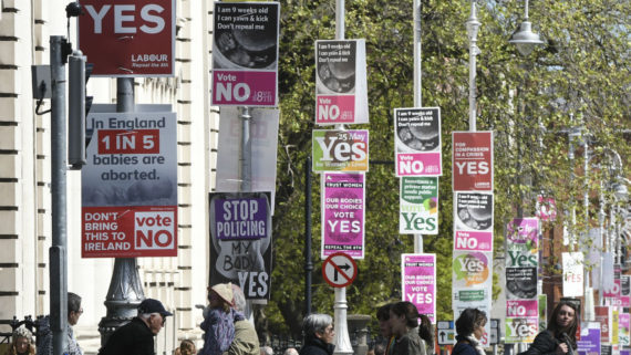 ONU impose Irlande referendum avortement