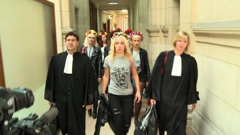 Procès des Femen : une justice antichrétienne RITVVidéo