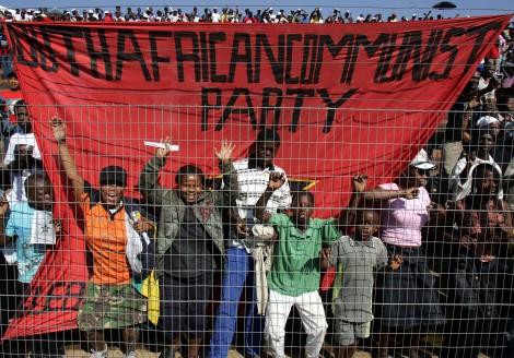 Retour du marxisme pur et dur en Afrique du Sud