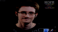 Snowden se lance dans la technologie anti-surveillance