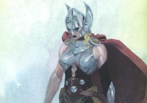 Thor devient une femme