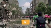 La guerre israélo-arabe de Gaza à Sarcelles et Barbès </br>RITV Video et Texte