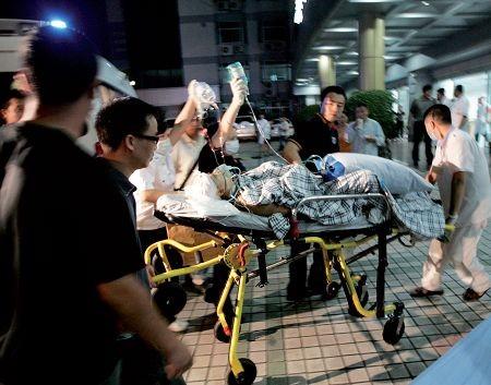 Chine: un parc d'attractions centré sur la mort