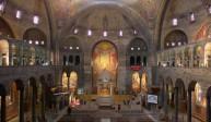 L'église du Saint-Esprit à Paris, perle de l'art chrétien du XXème siècle