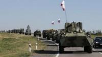Une colonne de blindés russes détruite par l'Ukraine?