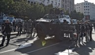 Belgrade: une Gay Pride sous haute protection