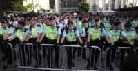Hong-Kong: des médias chinois accusent le consulat américain d'aider les manifestants