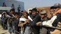 La phrase: Les migrants népalais installés dans les pays arabes font face à de grands risques