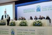 Forum inter-religieux sur la famille en Russie