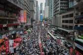 Les manifestants de Hong-Kong prennent modèle sur Taïwan