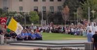 USA: prière de réparation après la célébration publique d'une messe noire