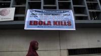 Ebola: on en parle déjà moins