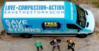 «Save the Storcks», le bus de la solidarité qui détourne de l'avortement