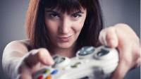 Communication de cerveau à cerveau devant un jeu vidéo
