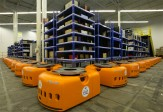 15.000 robots gèrent les commandes de Noël d'Amazon