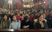 Chine: davantage de chrétiens que de communistes