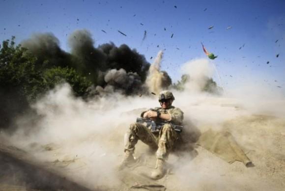 Obama siffle la fin de la guerre en Afghanistan – mais elle n'est pas terminée