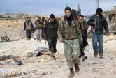 L'Amérique entraîne «l'opposition syrienne modérée»