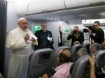 Le pape François et les «lapins»