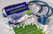 Les médicaments génériques de nouveau en question