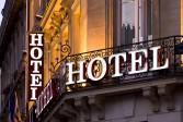L'hôtellerie française en chute