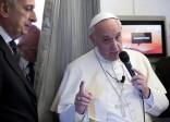 Face au «réchauffement climatique», le pape François réclame du «courage»