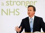 Cameron n'évoque pas le système de santé dans ses priorités électorales