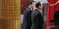Hollande et Valls chutent de nouveau dans les sondages