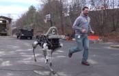 Spot, le nouveau robot-chien de Google