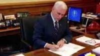Etats-Unis: l'Indiana, 20e Etat américain à passer une loi pour protéger la liberté religieuse grâce au gouverneur Mike Pence