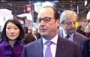 François Hollande et la liberté d'expression