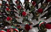 Une force armée chrétienne en Irak
