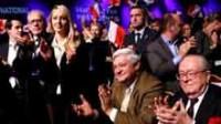Bruno Gollnisch demande la «clarté» sur le «Front national nouveau», mettant l'accent sur les changements et retire sa candidature aux régionales en PACA