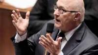 Economie et réduction du déficit: la France face à Bruxelles