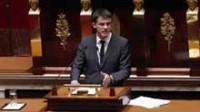 Manuel Valls en habit de lumière pour défendre la loi sur le renseignement