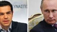 Poutine rencontre Tsipras: aide de la Russie à la Grèce de Syriza?